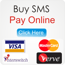How to buy sms online with your ATM card